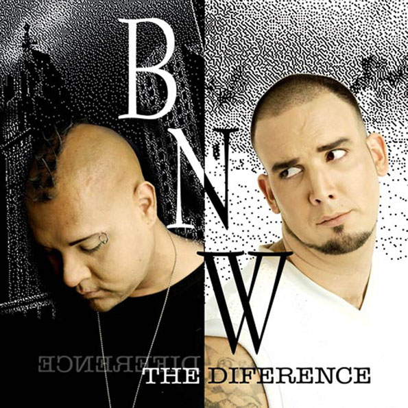 BNW - The Difference (Talent Beach Records, 2006)