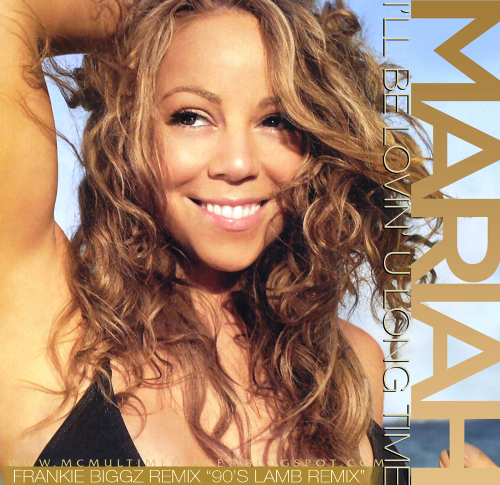 Mariah Carey - I'll Be Loving You Long Time (90's Lamb Remix) (Mariah Carey Multimedia, 2008)